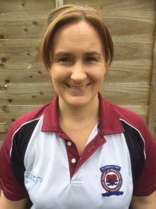 FaST1 coach Jill Muirden